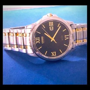 CITIZEN ECO-DRIVE WATCH |Stainless Steel | Vintage